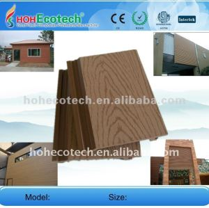 WPC outdoor wall panel/cladding/board