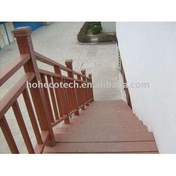 HOH ECOTECH Composite Decking, CE,ASTM,ISO9001,ISO14001approved