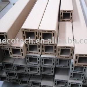 Poteau/barres de WPC--matériaux de construction