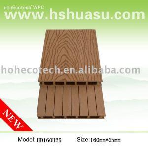 Panneau de plancher de wpc de bonne qualité (différentes couleurs)