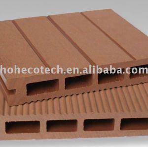 Andar ao ar livre/wpc/jardim piso/telha decking/piso de madeira plástica