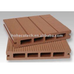 屋外の床/WPC/庭の床のdeckingのタイルの木製のプラスチック床