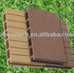 decking/plancher-anti-mycète composé/plancher extérieur en plastique en bois