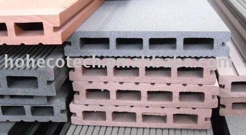 huasu huangshan wpc materiales de construcción