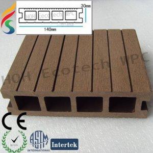 outdoor waterproof composite decking