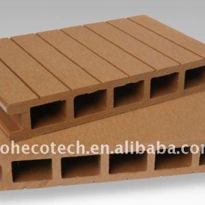Platelage extérieur ( fabriqués à partir de bois et du plastique )