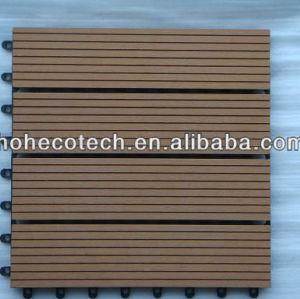 wood/wooden decking/deck tile