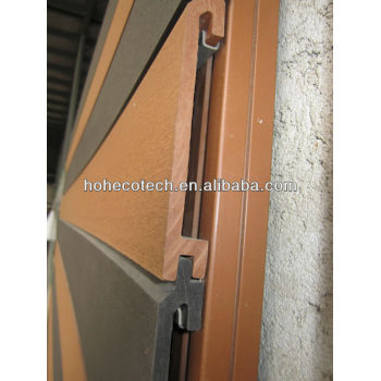 wpc facade cladding/wood plastic composite panel