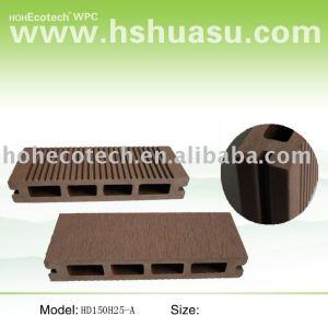 Plancher creux réutilisé de WPC