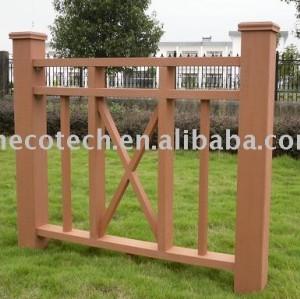 Wood Plastic Composites(WPC) Garden Fencing