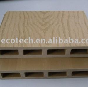 Huasu древесины, как wpc открытый настил