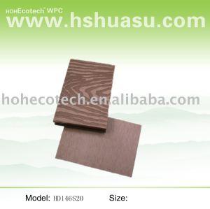 Wood like flooring--WPC Materials