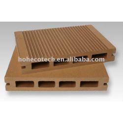 木製のプラスチックHDPE (等級A)の屋外のDecking