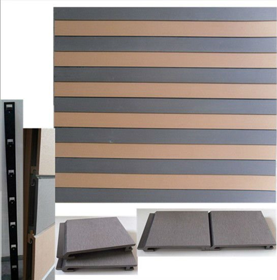 easy installation wpc composite exterior wall panel buy wall panel exterior wall panels