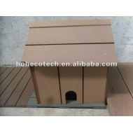 環境に優しくよい設計wpcの犬小屋