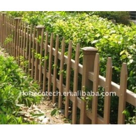 Long time to use wood plastic composite railing/post wpc railing/post wpc fencing