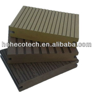 Solid wpc decking Composite Decking wood plastic Composite Decking