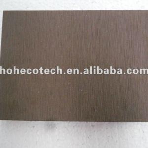 Wpc esterno decking/legno plastica pavimenti in composito