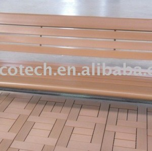 Eco-friendly wpc Bench