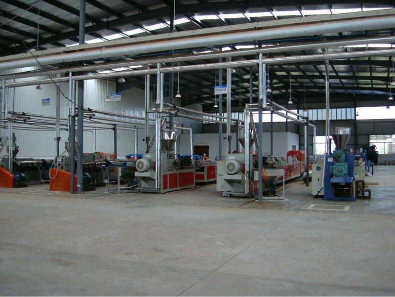 production line