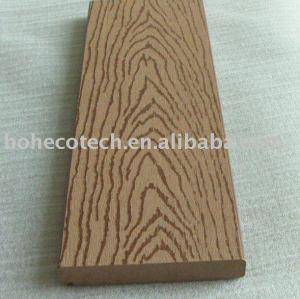 Panneau de plancher de bonne qualité de wpc