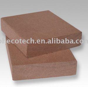 decking en plastique en bois de composés