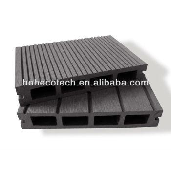 wpc prefab floor/wood plastic composite prefab flooring decking