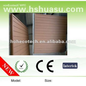 Wood plastic composite(wpc)decorative wall covering panels