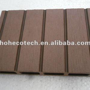 100% reciclado wpc pisos de alta calidad junta ( decking del wpc/wpc panel de pared/wpc productos de ocio )