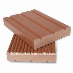 70*16mmの固体習慣長さWPCの木製のプラスチック合成のdeckingまたはフロアーリングの床板(セリウム、ROHS、ASTM)のwpcのdeckingの床