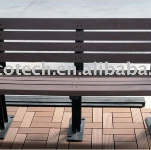 New design good looking outside composite garden chairs
