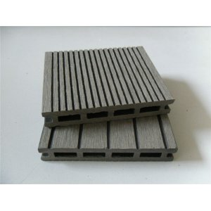 various color wpc plank road decking