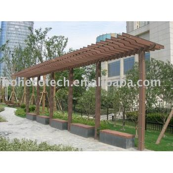 Wood Plastic Composites(WPC) Arbour
