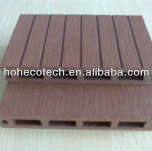 tongue and groove composite decking