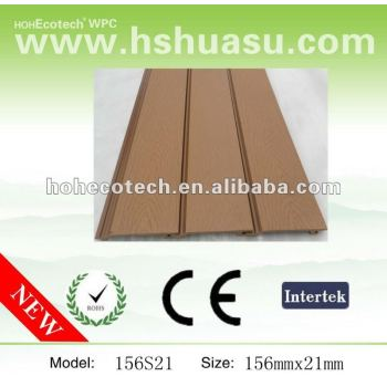 WPC Wood Plastic Composite cladding outdoor WPC wall panel