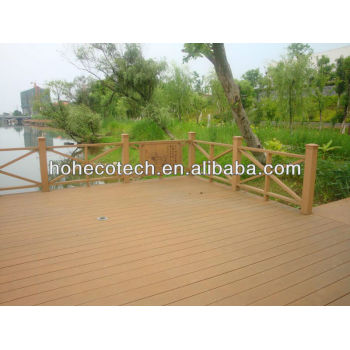 new material wpc(wood plastic composite) Decking /flooring (CE, ROHS, ASTM,ISO9001,ISO14001, Intertek) Composite Decking