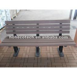 木製のプラスチック合成のwpcの木の椅子
