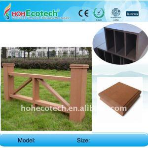композитов древесины пластик забор открытый забор wpc перила wpc ограждения