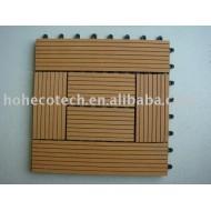 Huasu WPCのサウナ板(ISO9001、ISO14001、ROHS)