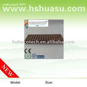 wpc ecotech composite decking, CE, ROHS, ISO9001,ISO14001)