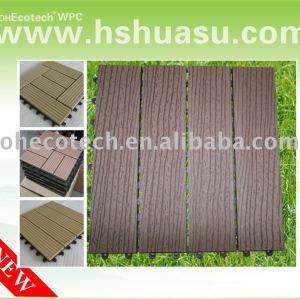 Good quality wpc DIY tiles