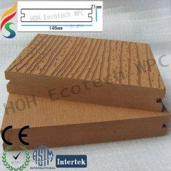 WPCの合成のデッキの板独特なモデル