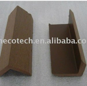 New products, wpc composite decking edge cover