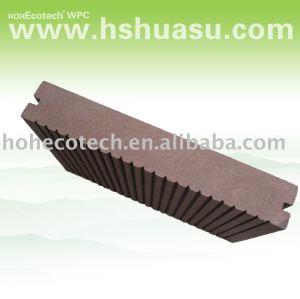 plancher-CE de composé de plancher de decking de wpc