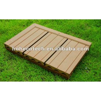 Beautiful recyclable easy installation WPC outdoor deck (competitive price)