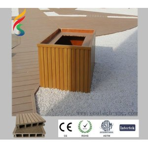 Anti-aging WPC Outdoor Deckings