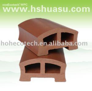 legno composito di plastica corrimano