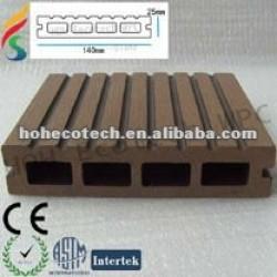 (HOHecotech)環境に優しい空WPCのdeckingの床の合成物の床