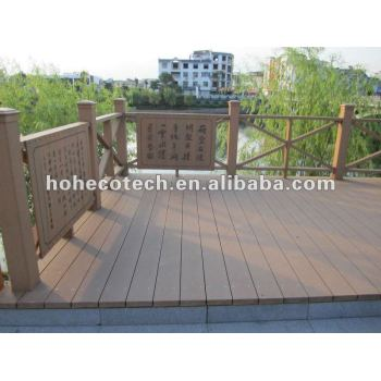 Eco-friendly Good Quality Outdoor WPC Decking Floor