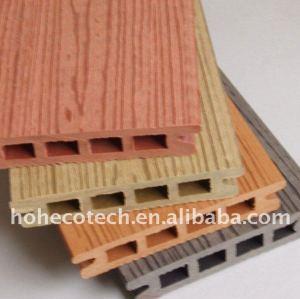 diversi colori di scegliere pavimentazione di legno wpc decking esterno